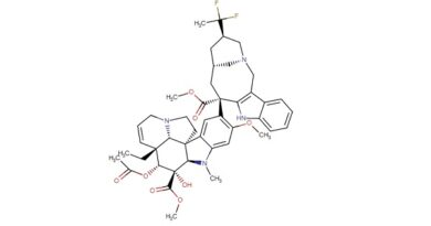ВИНФЛУНИН (vinflunine) действующее вещество