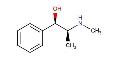 ЭФЕДРИН (ephedrine) действующее вещество