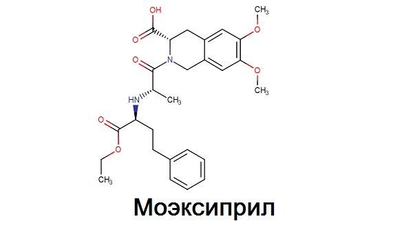 моэксиприл