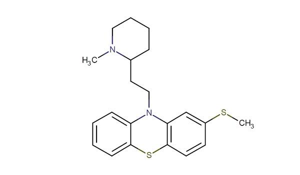 ТИОРИДАЗИН (thioridazine) действующее вещество