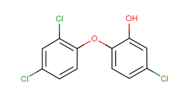 ТРИКЛОЗАН (triclosan) действующее вещество