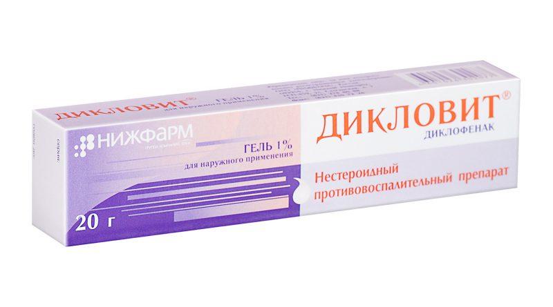 Дикловит® (гель) STADA CIS