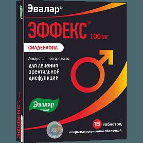 ЭФФЕКС Силденафил