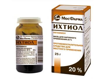 Ихтиол МосФарма