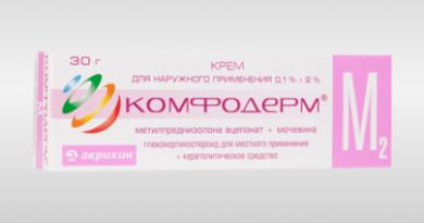 Комфодерм®М2 2