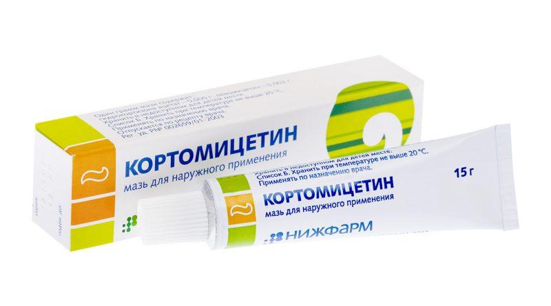 Кортомицетин STADA CIS