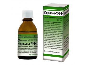 Корвалол МосФарма