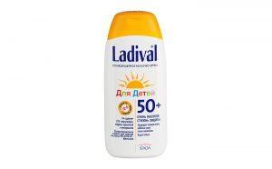 Ладивал, молочко SPF50+ STADA CIS