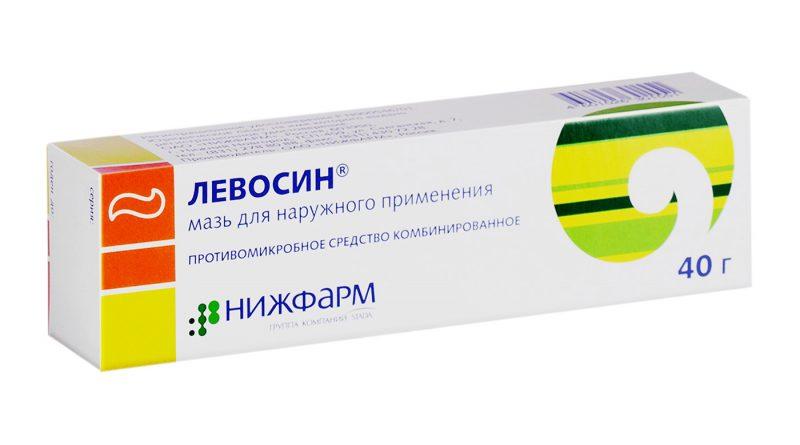 Левосин® STADA CIS