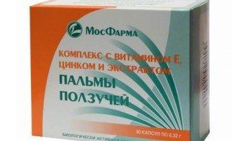Пальма ползучая МосФарма
