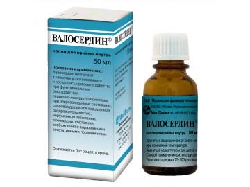 Валосердин® МосФарма