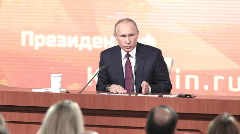 Владимир Путин: В 2018 году расходы на медицину вырастут до 4,1% от ВВП