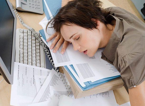 Как плохой сон влияет на организм 1