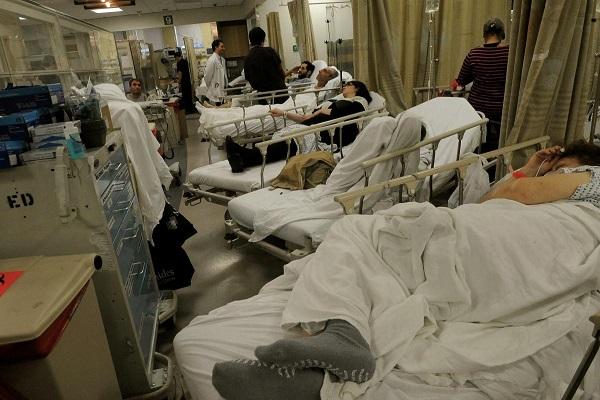 Эпидемия гриппа в Британии уносит жизни