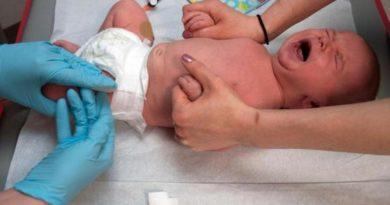 Судороги новорожденного