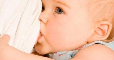 вялое сосание новорождённого