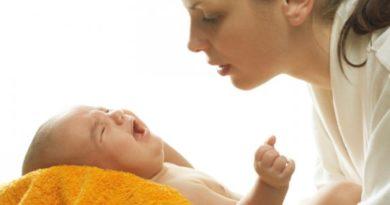 заглатывания материнской крови