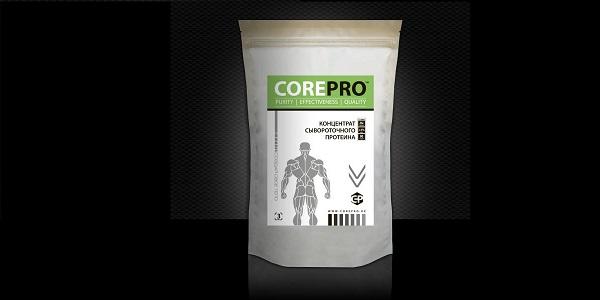Концентрат сывороточного протеина фото Corepro Nutrition