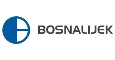 Босналек логотип