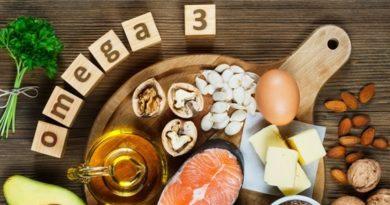 Омега-3 жирные кислоты бесполезны для здоровья