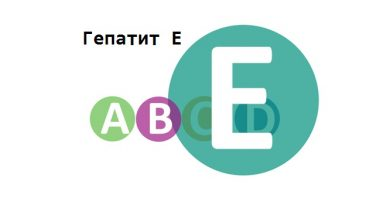 Гепатит E