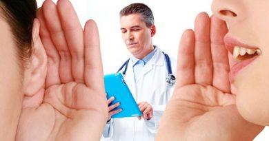 Потеря слуха и инфекционные заболевания