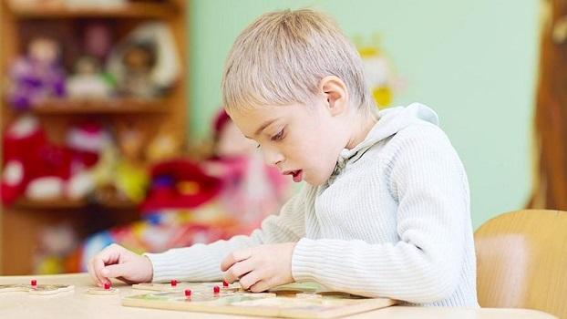 аутистическое расстройство у ребёнка
