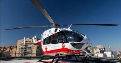 У детской Московской больницы появится сообственная авиабригада