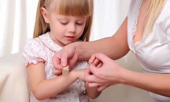 Фелиноз у детей