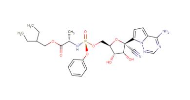 Ремдесивир (Remdesivir) действующее вещество