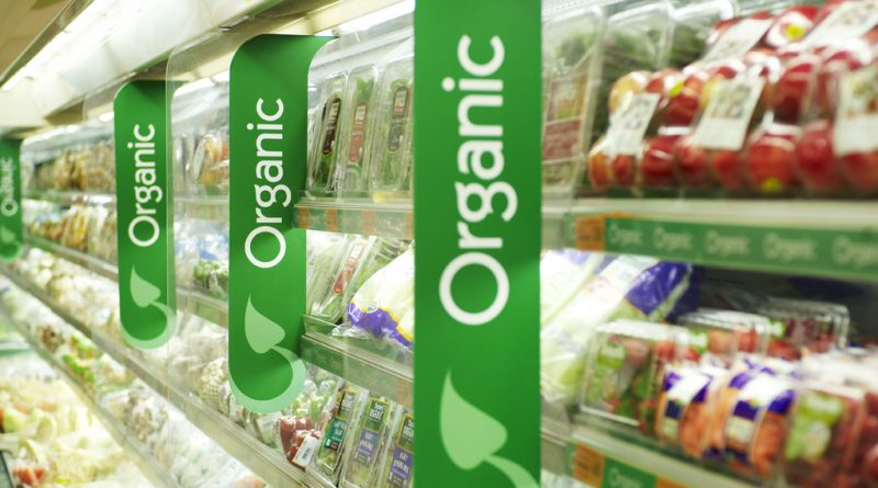 Экологически чистые продукты: что Вам нужно знать