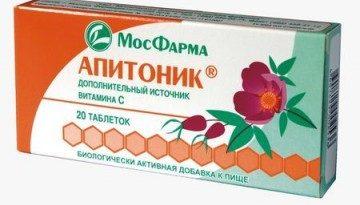 Апитоник МосФарма