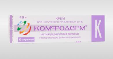 Комфодерм® К