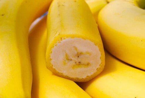 Бананы и калий