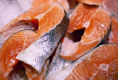 Рыба с Омега-3