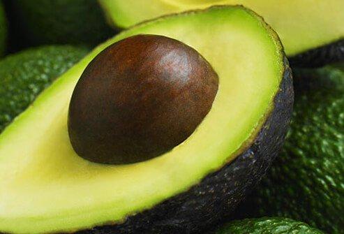 Сливочные авокадо