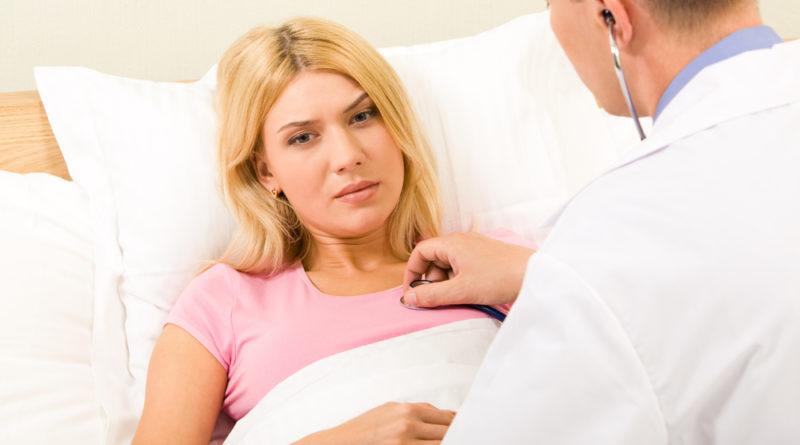 Осложнения после родов